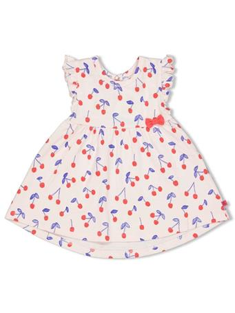 FEETJE - CHERRY SWEETNESS Allover Print Dress ROSE