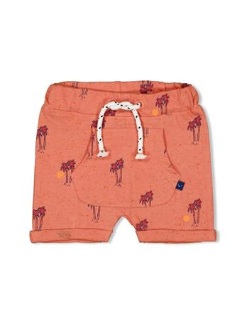 FEETJE - All over print short CORAL
