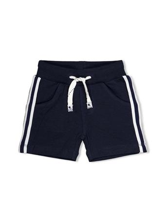 FEETJE - TEAM ICE CREAM Solid Pull-On Short MARINE BLUE
