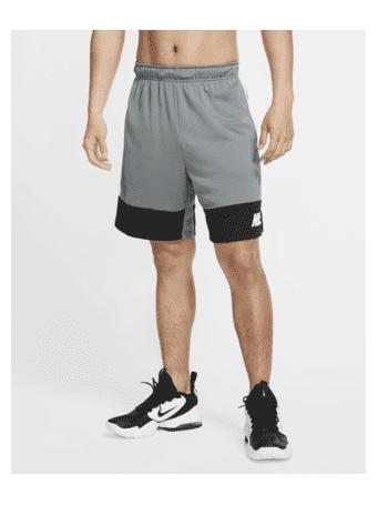 NIKE -  Dri-FIT Men's Training Shorts GREY
