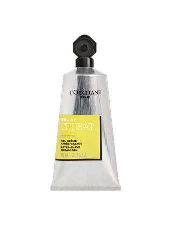 L OCCITANE - Eau De Cedrat After Shave Cream Gel - 75ml No Color