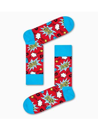 HAPPY SOCKS - Dad Sock MULTI