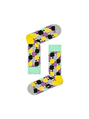 HAPPY SOCKS - Diamond Dot Sock MULTI
