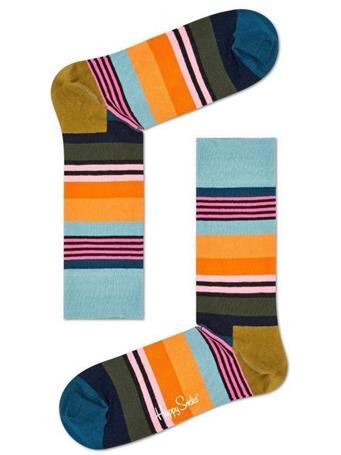 HAPPY SOCKS - Multi Stripe Sock MULTI