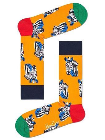HAPPY SOCKS - Zebra Sock MULTI