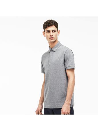 LACOSTE - Paris Polo Shirt GREY