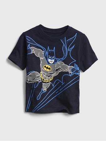GAP - Baby Graphic T-Shirt BLUE GALAXY