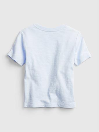 GAP - Marvel Graphic T-Shirt BICOASTAL BLUE
