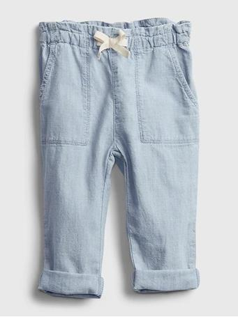 GAP - Baby Easy Pull-On Jeans MEDIUM WASH