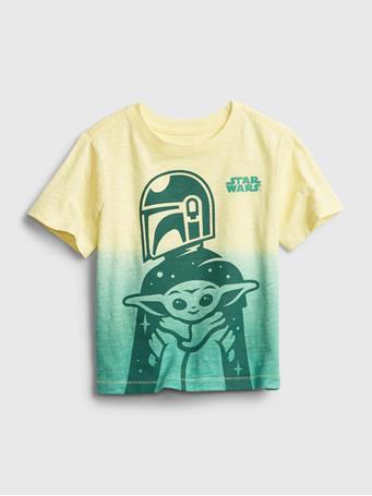 GAP - Baby Star Wars Graphic T-Shirt DREAMY YELLOW