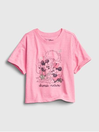 GAP - Disney Mickey and Minnie Mouse T-Shirt MINNIE MOUSE