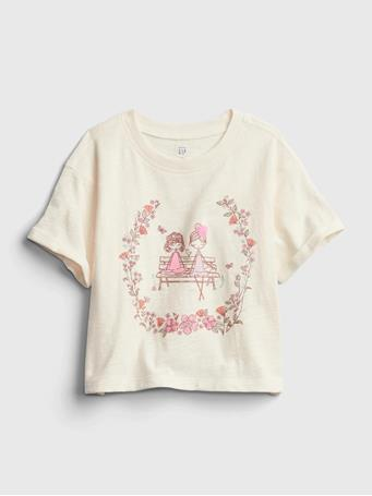 GAP - Toddler Bea Graphic T-Shirt BEA GRAPHIC
