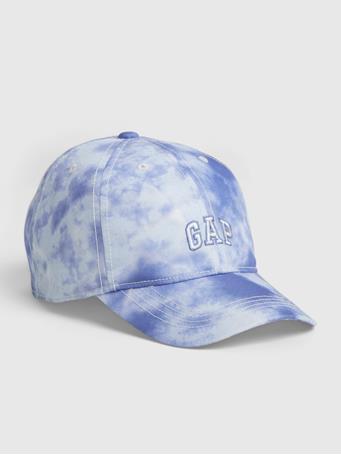 GAP - Kids Tie-Dye Gap Logo Tie-Dye Hat BLUE TIE DYE
