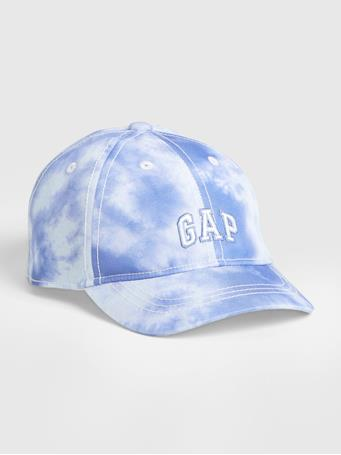 GAP - Toddler Tie-Dye Gap Logo Baseball Hat BLUE TIE DYE