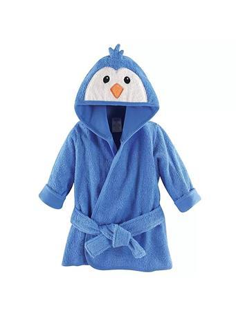 BABYVISION - Luvable Friends Penguin Animal Bathrobe NOVELTY