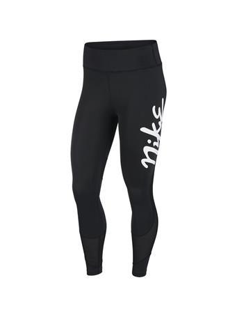 NIKE - Fast 7/8 Running Tights BLACK