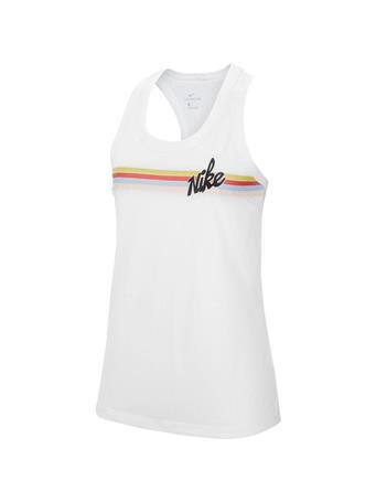 NIKE - Sportswear Tank Core WHITE