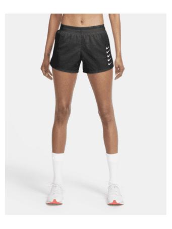 NIKE - Swoosh Run Women's Running Shorts BLACK