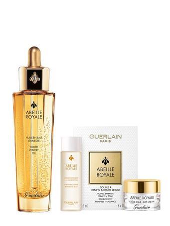 GUERLAIN - ABEILLE ROYALE - Youth Watery Oil Set NO COLOUR