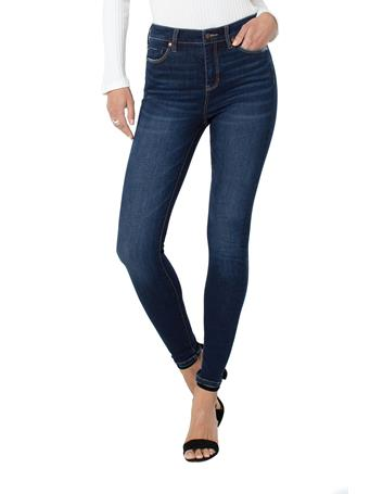 LIVERPOOL JEANS - Abby Hi-Rise Skinny Eco COLLINS