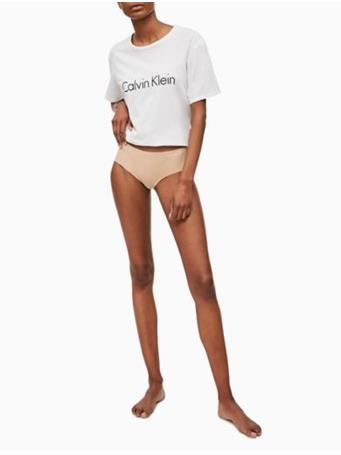 Calvin Klein - Invisibles Hipster CARAMEL