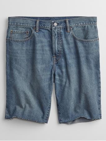 GAP - V-Denim Shorts MEDIUM WASH