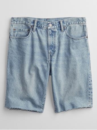 GAP - Denim Shorts LIGHT WASH
