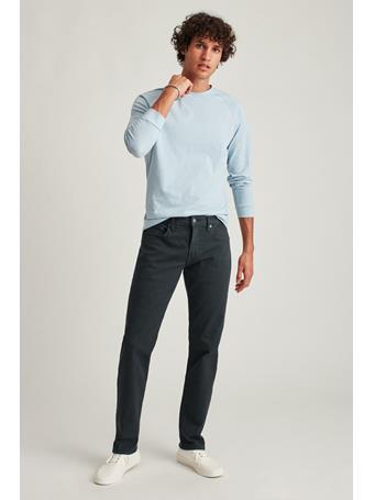 BONOBOS - Extra Stretch Travel Jean (Slim Fit) MINED COAL