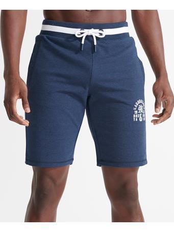SUPERDRY - Training Boxing Yard Shorts  NAVY