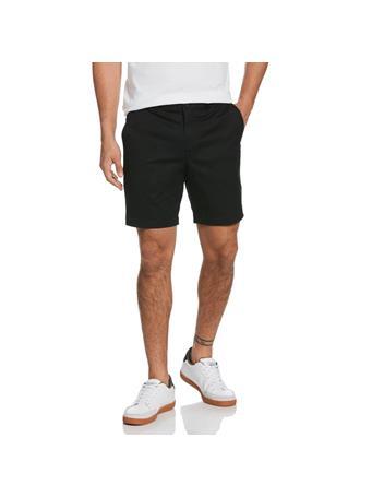 ORIGINAL PENGUIN - Premium Slim Fit Stretch Short TRUE BLACK