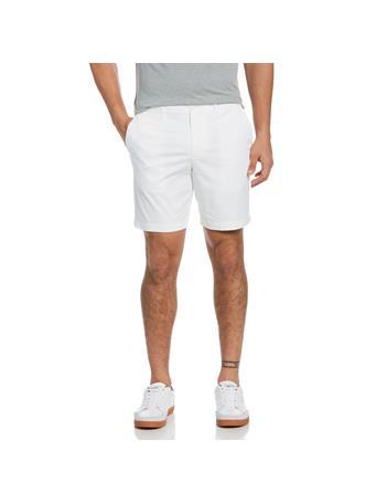 ORIGINAL PENGUIN - Premium Slim Fit Stretch Short BRIGHT WHITE