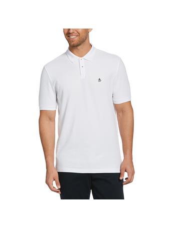 ORIGINAL PENGUIN - Daddy Polo WHITE