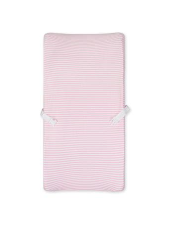 GERBER - Organic Changing Pad Cover, Pink PINK