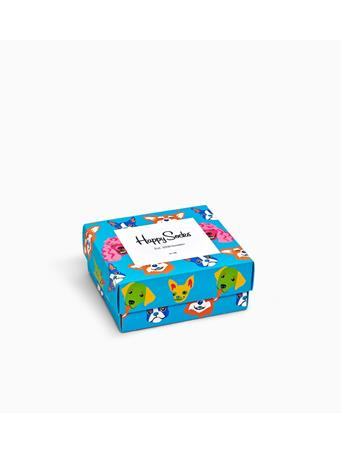 HAPPY SOCKS - Dog Gift Box 2-Pack MULTI