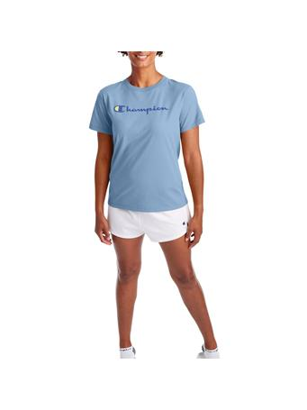 CHAMPION - Classic Tee 94H CANDID BLUE