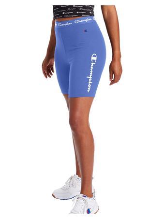 CHAMPION - Authentic Bike Shorts IEK DEEP BLUE