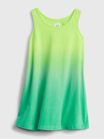 GAP - Toddler Tank Dress JEWEL GREEN