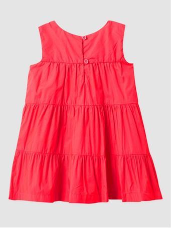 GAP - Toddler Tiered Chambray Dress CHAMBRAY 042