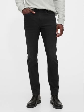 GAP - Soft Wear Max Skinny Jeans WASHED BLACK