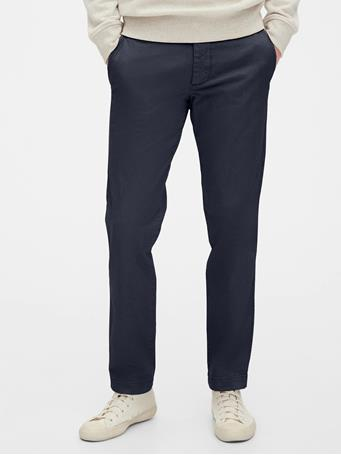 GAP - Vintage Khakis in Slim Fit with GapFlex NEW CLASSIC NAVY