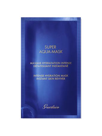 GUERLAIN - SUPER AQUA-MASK - Intense Hydration Mask - 6 Bags NO COLOUR