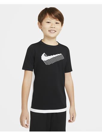 NIKE - Short Sleeve Top Trophy BLACK