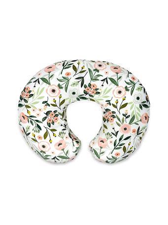 BOPPY - Original Feeding & Infant Support Pillow, Pink Garden NO COLOR