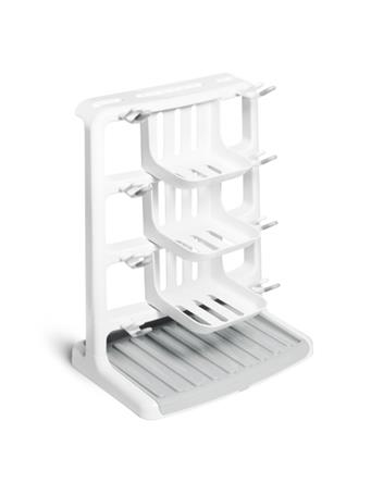 MUNCHKIN - Tidy Dry Space Saving Baby Bottle Drying Rack NO COLOR