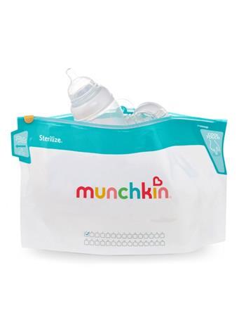MUNCHKIN - Jumbo Microwave Sterilizer Bags NO COLOR