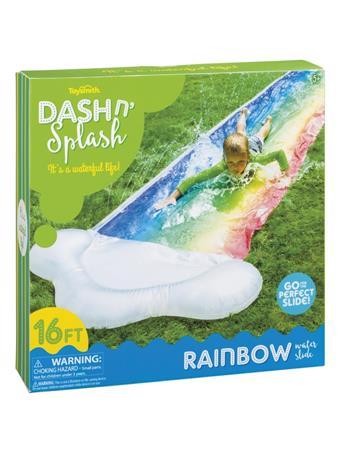 TOYSMITH - Dash N Splash Rainbow Water Slide NO COLOR