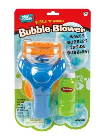 TOYSMITH - Bubble N Bubble Blower NO COLOR