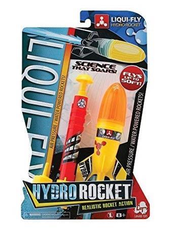 TOYSMITH - Liqui-Fly Hydro Space-Rocket NO COLOR