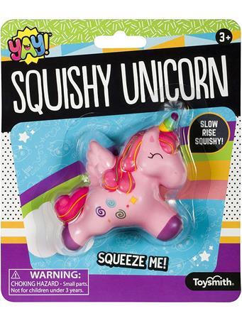 TOYSMITH - Squishy Unicorn NO COLOR