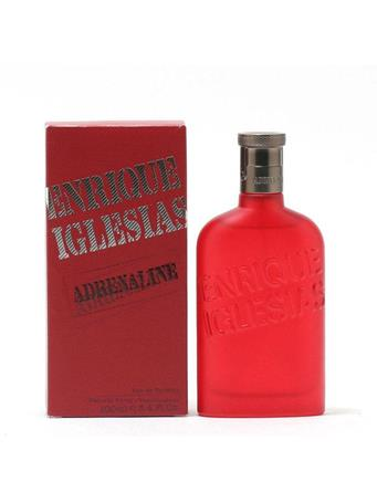 ENRIQUE IGLESIAS - Adrenaline - Eau De Toilette - 100ML $29 Special No Color